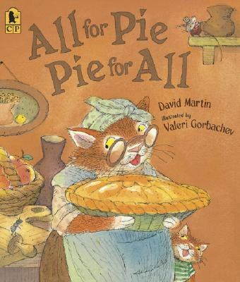 All for Pie, Pie for All Cover