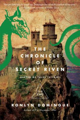The Chronicle of Secret Riven Cover