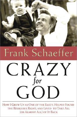 Crazy for God Cover