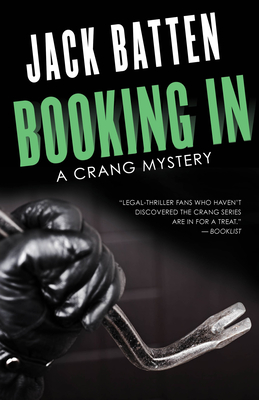Booking in: A Crang Mystery Cover Image