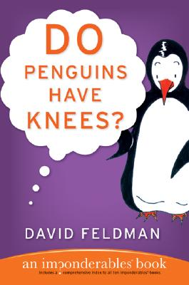 Do Penguins Have Knees? Cover