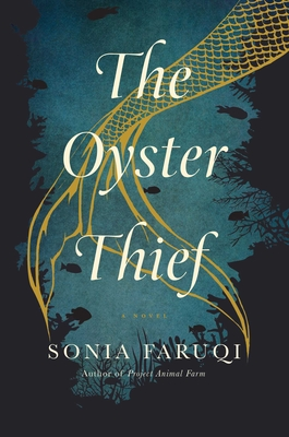Cover for The Oyster Thief