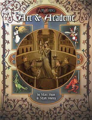 Art & Academe Cover Image