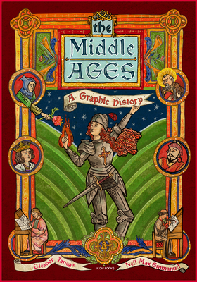 The Middle Ages: A Graphic History (Introducing) Cover Image