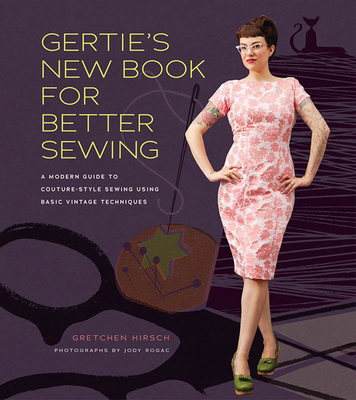 Gertie's New Book for Better Sewing Cover