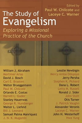 The Study of Evangelism Cover