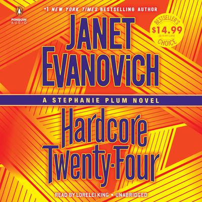 Hardcore Twenty-Four: A Stephanie Plum Novel Cover Image