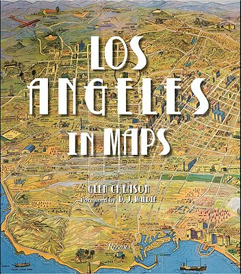 Los Angeles in Maps Cover