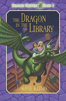 Dragon Keepers #3: The Dragon in the Library Cover Image