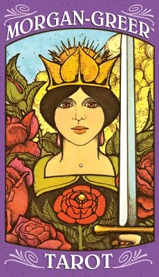Morgan Greer Tarot Cover Image