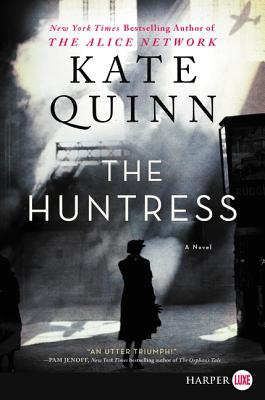 The Huntress: A Novel Cover Image