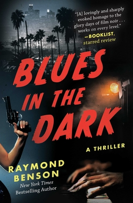 Blues in the Dark: A Thriller Cover Image