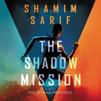 Cover for The Shadow Mission