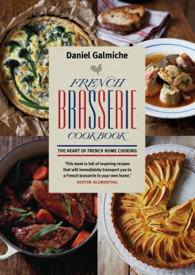 French Brasserie Cookbook Cover Image