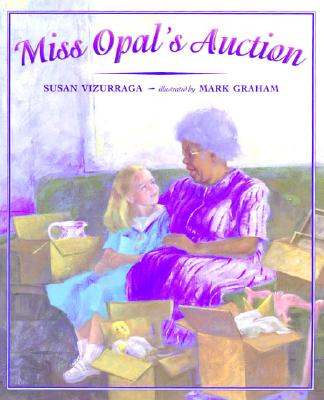 Miss Opal's Auction Cover