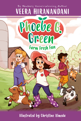 Farm Fresh Fun #2 (Phoebe G. Green #2) Cover Image