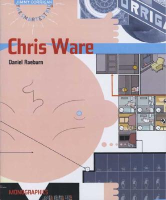 Cover for Chris Ware (Monographics)