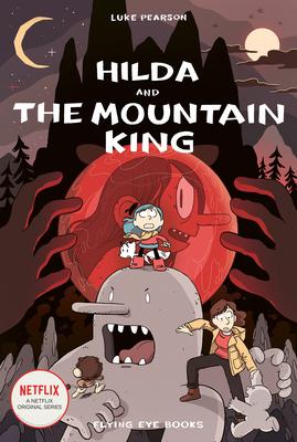 Hilda and the Mountain King (Hildafolk #6) Cover Image