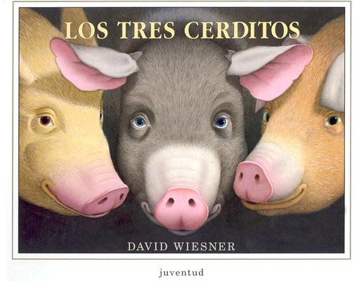 Los Tres Cerditos = The Three Pigs Cover Image