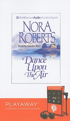 Dance Upon the Air [With Headphones] (Playaway Adult Fiction) Cover Image