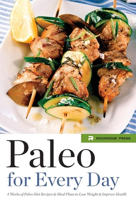 Paleo for Every Day Cover