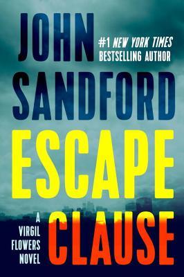 Escape Clause (A Virgil Flowers Novel #9) Cover Image