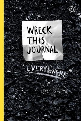 Wreck This Journal Everywhere Cover Image
