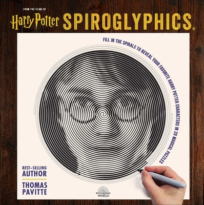 Harry Potter Spiroglyphics Cover Image