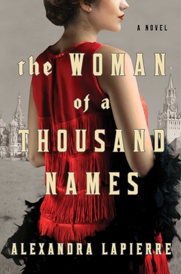 The Woman of a Thousand Names: A Novel Cover Image