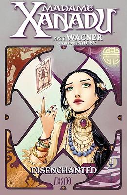 Cover for Madame Xanadu, Volume 1
