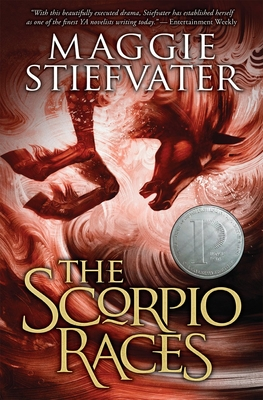 The Scorpio Races Cover Image