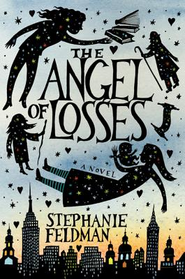 The Angel of Losses Cover