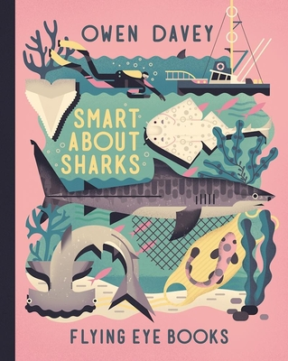 Smart About Sharks! (About Animals) Cover Image