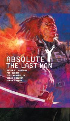 Absolute Y: The Last Man Vol. 2 cover image