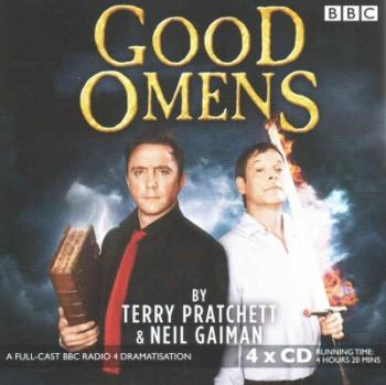 Good Omens: The BBC Radio 4 Dramatisation Cover Image