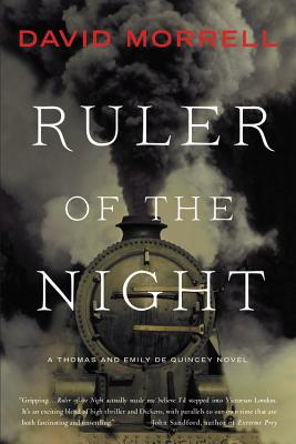 Ruler of the Night (Thomas and Emily De Quincey #3) Cover Image