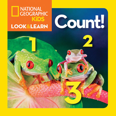 National Geographic Little Kids Look and Learn Cover