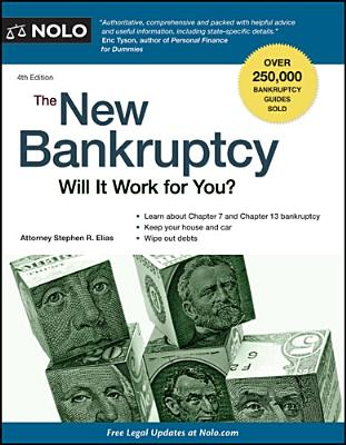 New Bankruptcy, The Cover