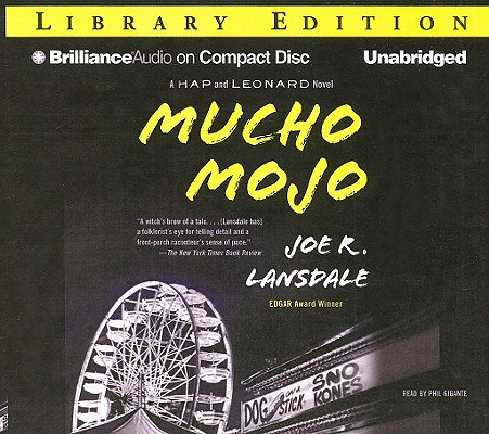 Mucho Mojo (Hap Collins and Leonard Pine Novels #2) Cover Image