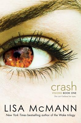 Crash (Visions #1) Cover Image