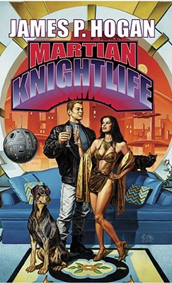 Martian Knightlife Cover Image