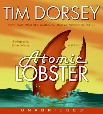 Atomic Lobster CD (Serge Storms) Cover Image