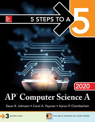 5 Steps to a 5: AP Computer Science a 2020 Cover Image
