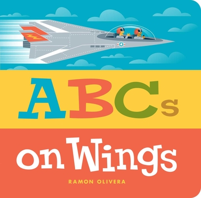ABCs on Wings (Classic Board Books) Cover Image