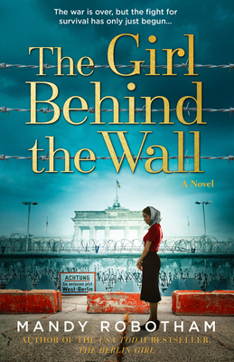 The Girl Behind the Wall Cover Image