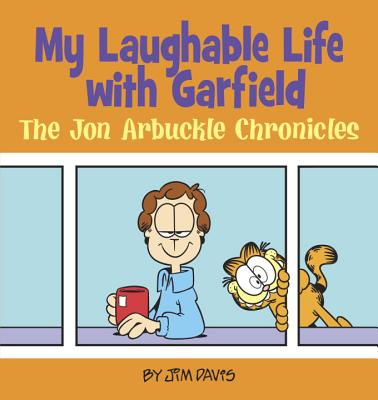 My Laughable Life with Garfield Cover