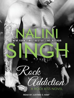 Rock Addiction (Rock Kiss #1) Cover Image