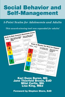 Social Behavior and Self-Management: 5-Point Scales for Adolescents and Adults Cover Image