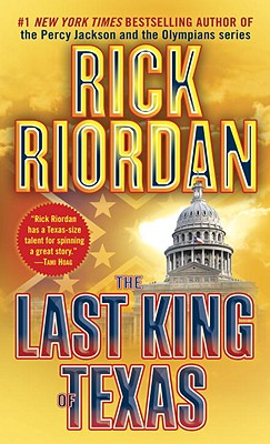 The Last King of Texas Cover