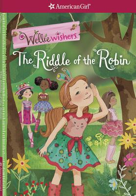 The Riddle of the Robin (WellieWishers) Cover Image